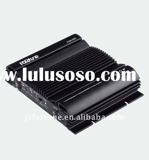 FQH Series MOSFET Car Amplifier