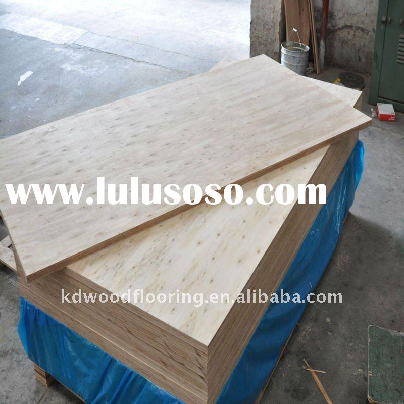 The best quality and competitive plywood in the world