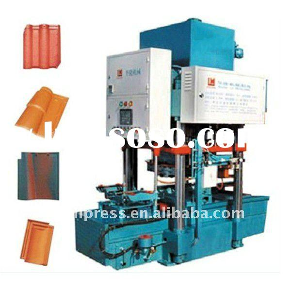 colorful roof tile making machine JS-128