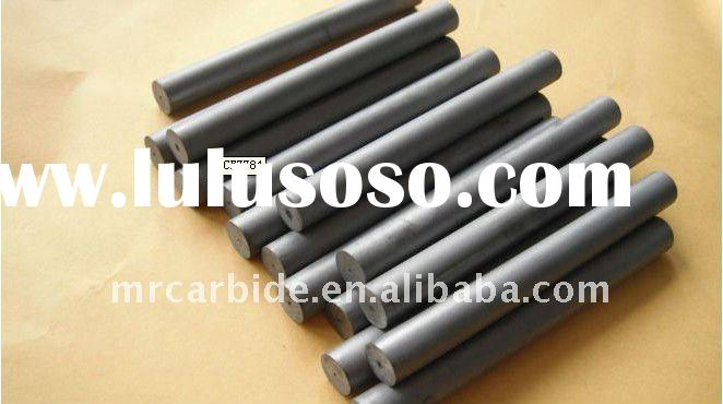 tungsten carbide solid rods/bars(D6mm*100)