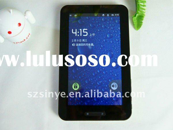 7inch Tablet PC android 2.3 Telechip8803 capacitive  3G
