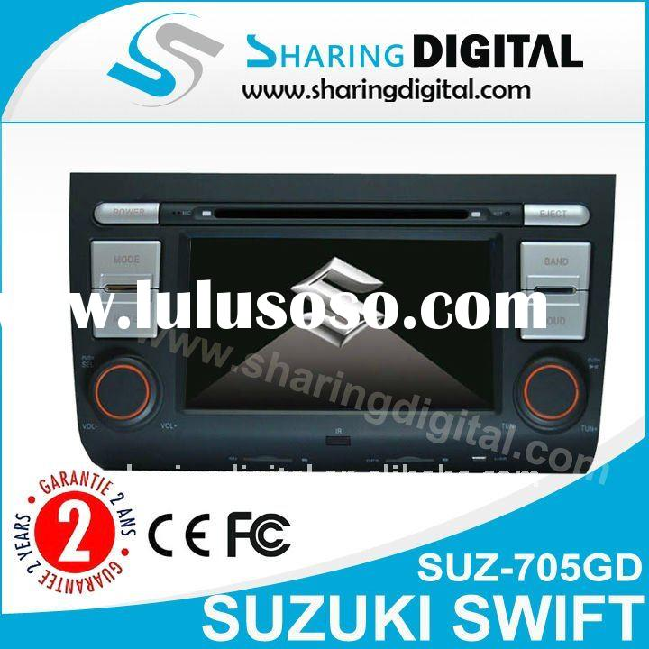 Sharing Digital SUZUKI SWIFT Car DVD Players with GPS Navigation