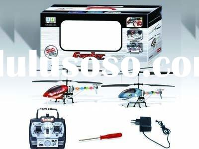 3 channels alloy radio control model helicopter