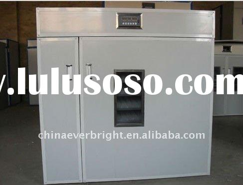 Chicken egg incubator for hatching