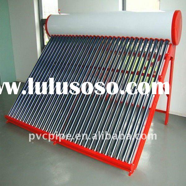 Evacuated TubeCompact Non-pressurized Solar Water Heater