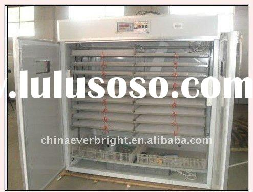 Full automatic chicken egg incubator (3520 egg set)