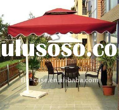 Roma umbrella square garden umbrella cantilever umbrella unilateral umbralla