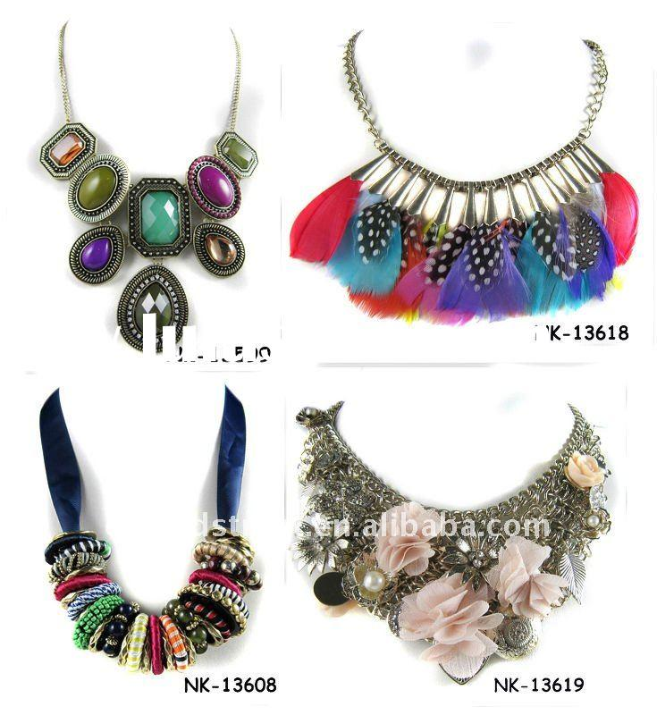 fashion necklace,bib necklace NK-13559---NK-13619