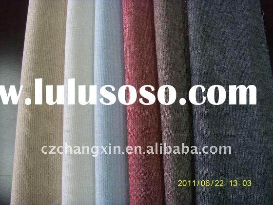 linen cotton fabric yarn dyed woven fabric textile