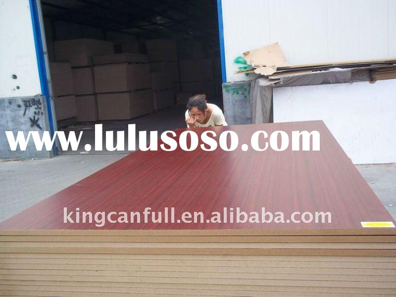 melamine laminated board(MDF/PARTICLE BOARD/CHIPBOARD)
