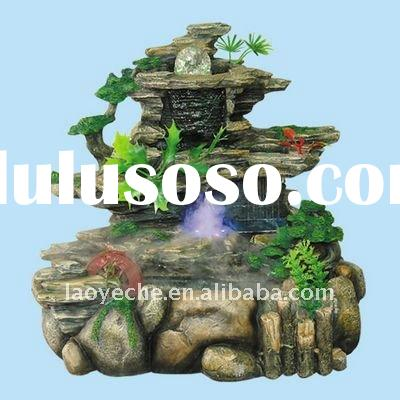 1327 resin rockery water fountainindoor fountainhome decoration fountain