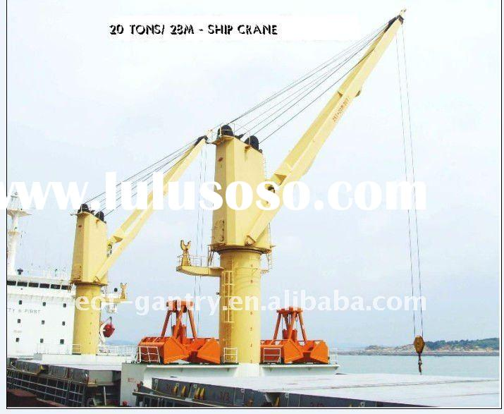 Ship Deck Cranes Ship Deck Cranes Manufacturers In