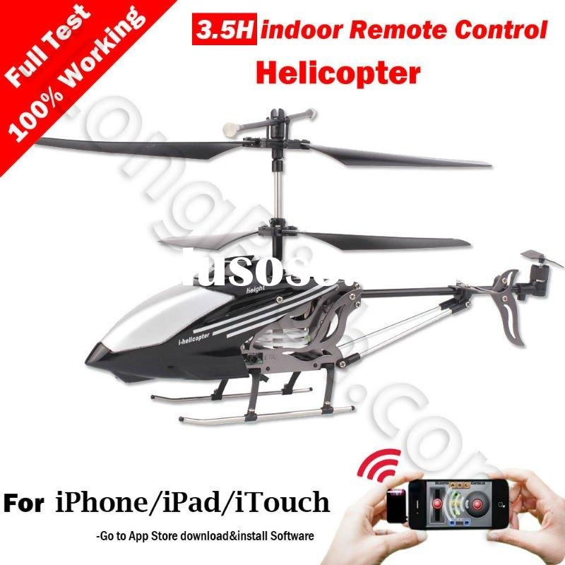 3.5-Channel New Remote Control RC Mini Indoor Helicopter For iPhone/iPod/iPad