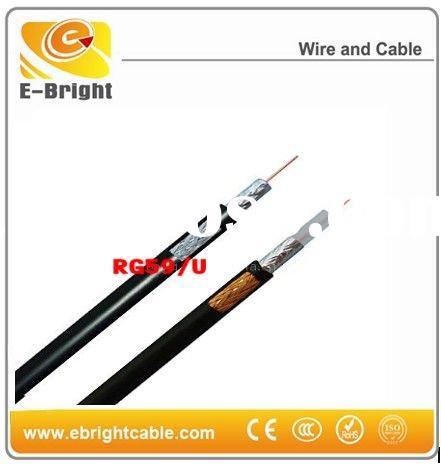 75OHMS RG59U Digital Camera Coaxial Drop Cable