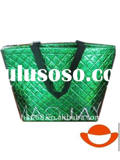 DJL High quality reusable eco-friendly foldable shopping bag