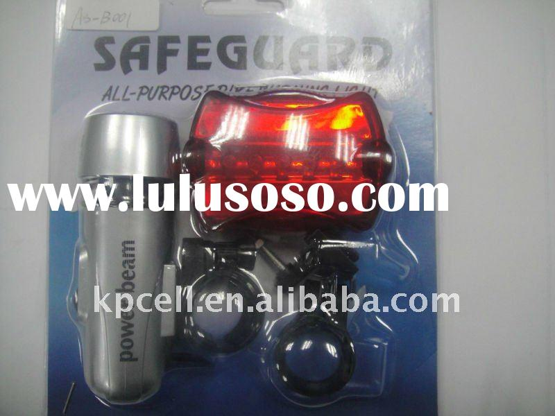 LED Bicycle light/bicycle front/fear lights