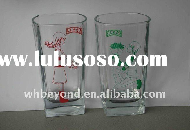 Promotional Glass Products