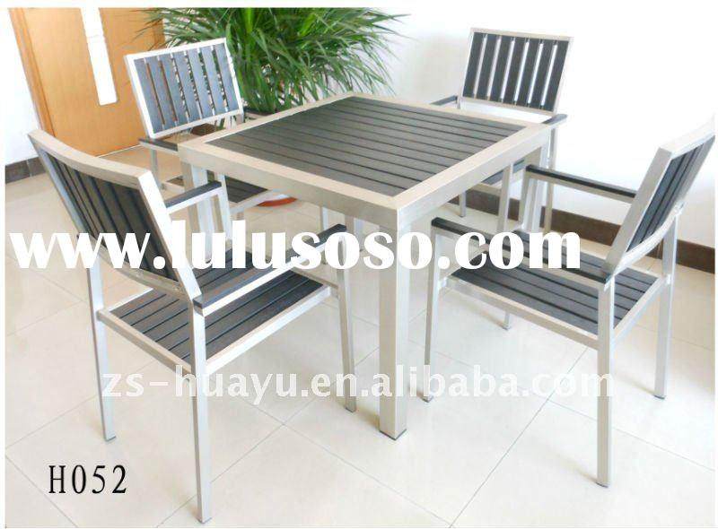 plastic garden table and chair sets 2