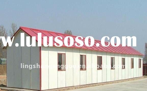 steel structure prefab house / labor camp building