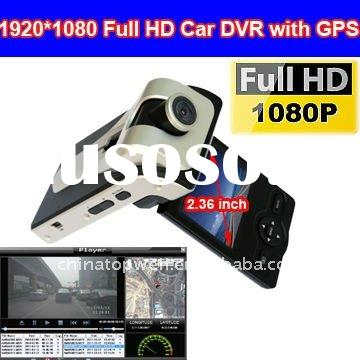 5.0 Mega 1920*1080P Full HD Car Black Box with GPS