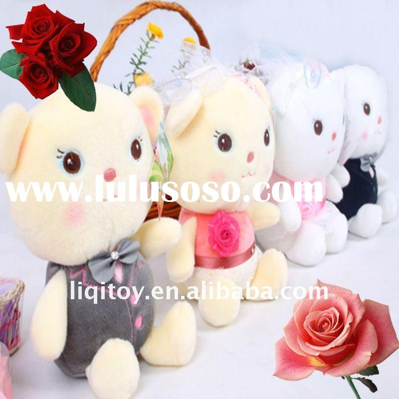 Cute baby plush toy/stuffed plush toys