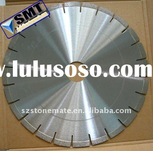 Granite Cutting Silver Brazed  Diamond Saw Blade