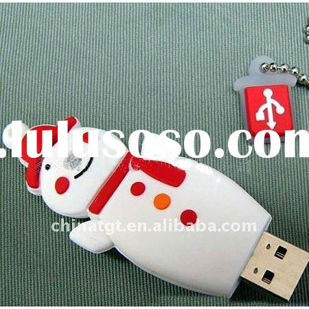Promo Snowman USB Flash Drive,USB Flash Memory, USB Key