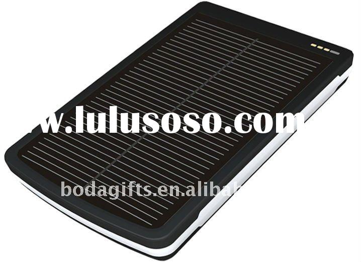 2011 Latest Solar Charger for Mobile Phone, PDA,iPhone iPod,PSP,NDSL