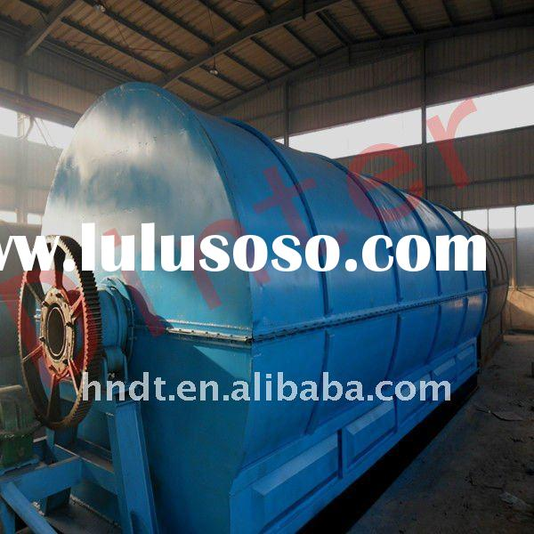 2011 new design used Plastic Recycling Machinery
