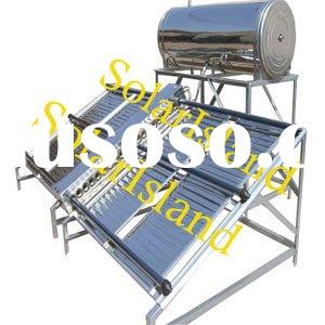 Big Capacity Stainless Steel Solar Water Heater-CE