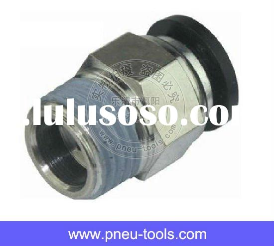 Brass Nickel-plated Quick Coupler(PC6-02)