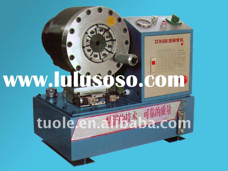 DX68 high pressure hose crimping machine