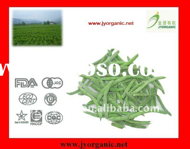 Organic Green Bean with HACCP