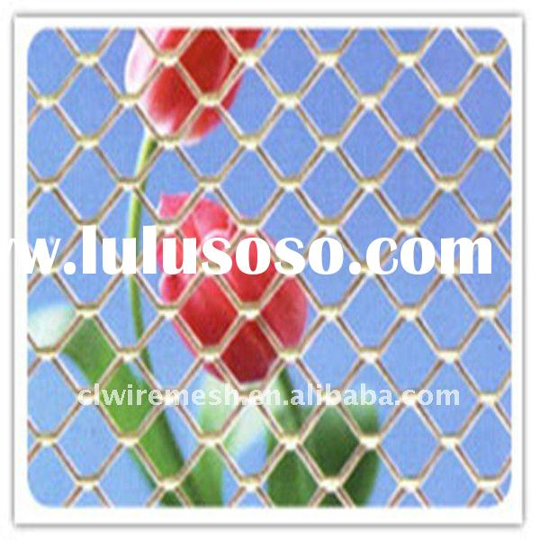 Stainless steel  expanded plate metal wire mesh