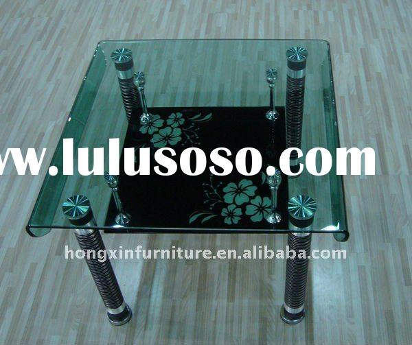 modern glass coffee table CT5063
