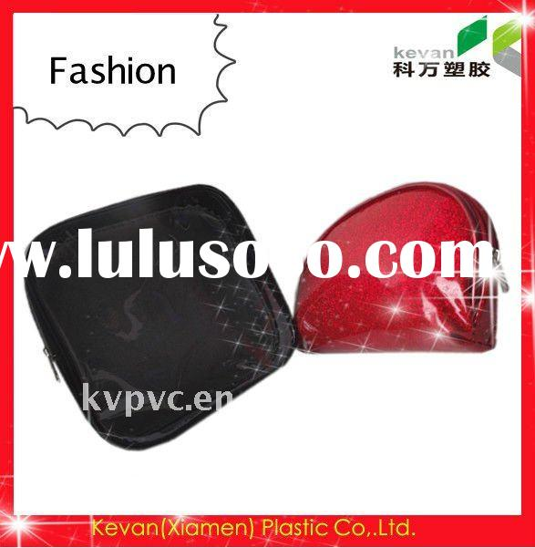 Best PVC Leather Cosmetic Bag