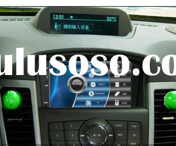 EW817 Custom GPS navigation For  General Motors Cruze with TV,Bluetooth ,RDS