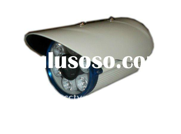 IR waterproof CCD camera white light LED cctv systems camera up to 40-50m