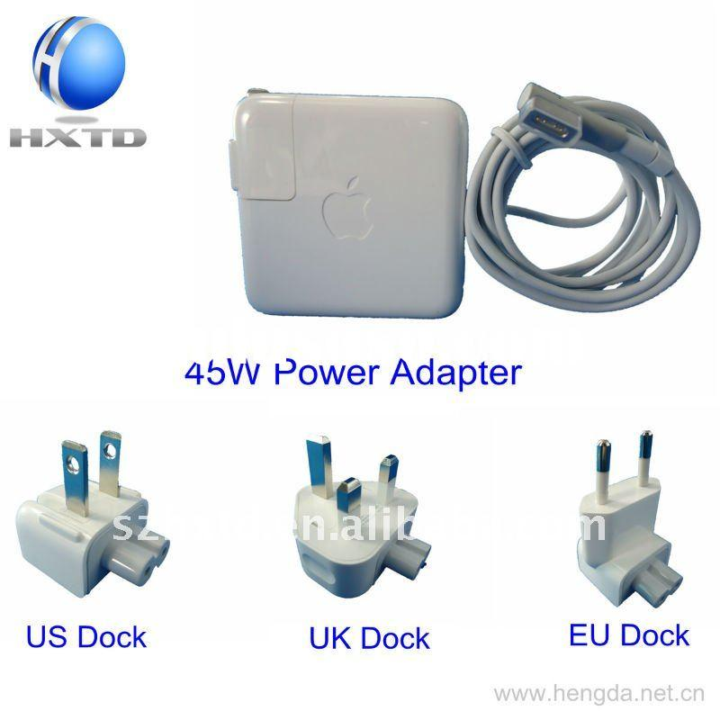 Magsafe 45 w power adapter for apple macbook air