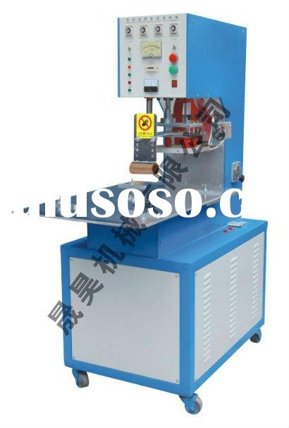 Turnable High Frequency Plastic Welding Machine
