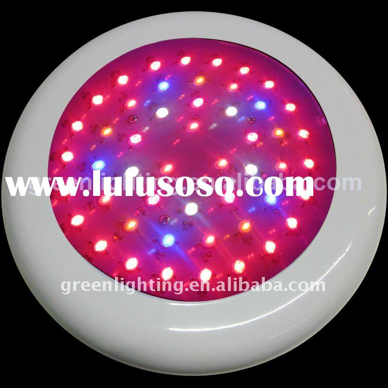 new 90w ufo led grow light 50x3w actual output power 92w