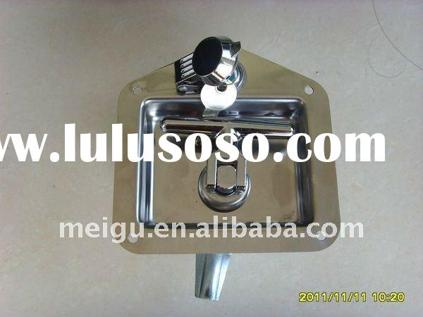 stainless steel lock for tool box/truck tool box