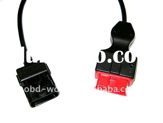 OBDIIF to auto diagnostic connector for auto electrical connectors