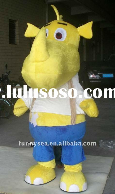 plush costume/fur costume/movie cartoon mascot
