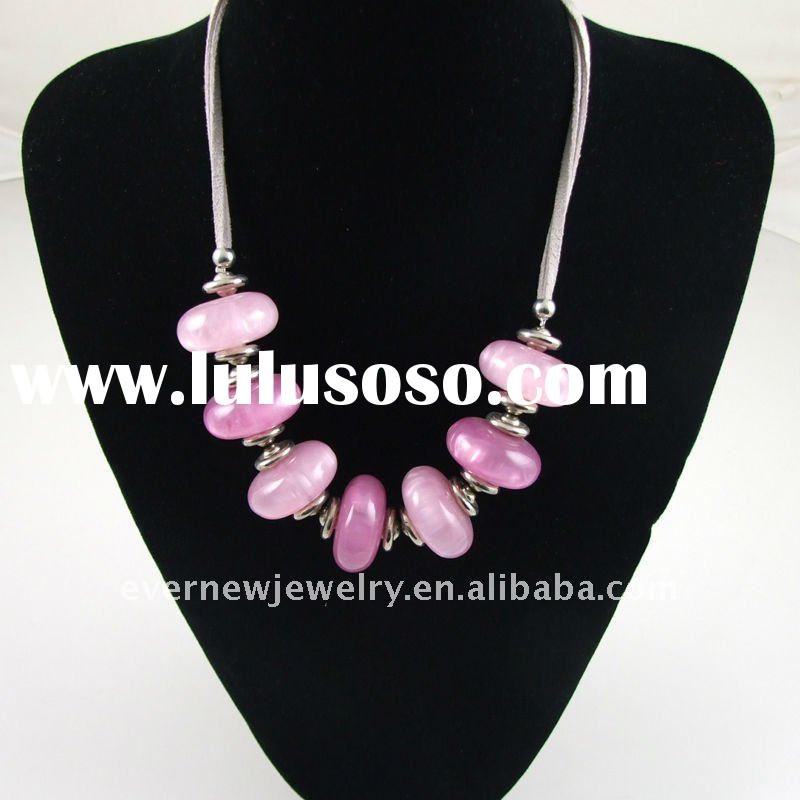 2011 New arrival hand made fashion Necklace