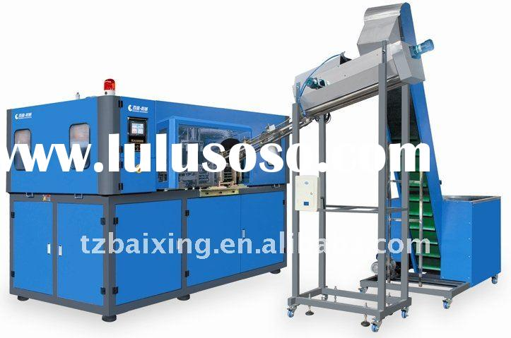Automatic PET blowing molding machine
