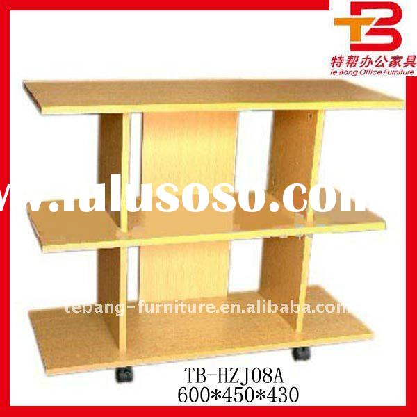 Maple Wooden TV Carts TB-33C