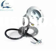 IP68 3w high quality high power led underwater light