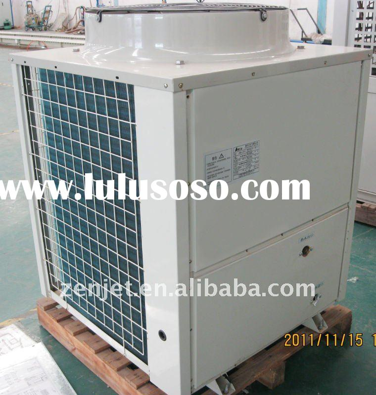 air source heat pump, air to water heat pump, heat pump water heater, air cooled heat pump