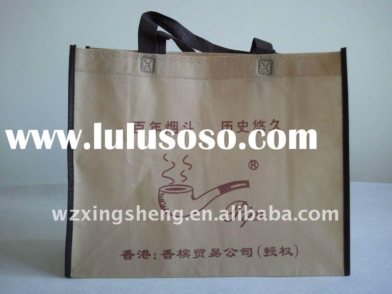 non woven handle suit and shoe bag